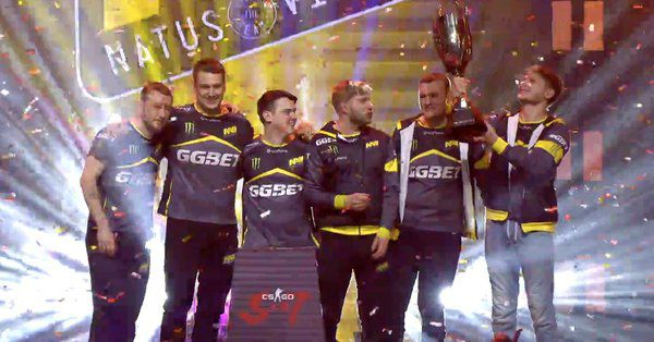 Natus Vincere стала чемпионом StarSeries & i-League CS:GO Season 7